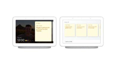 Photo of Digitale Notizen für Smart Speaker mit Display