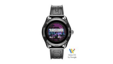 Photo of Diesel On Fadelite: Neue Wear OS-Smartwatch mit Snapdragon Wear 3100 vorgestellt