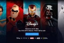 Photo of Disney+ startet früher als erwartet in der Schweiz