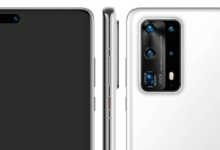 Photo of Huawei P40 Pro: Die ersten Pressebilder sind da