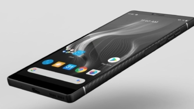 Photo of Carbon I MK II: Das Karbon-Smartphone erscheint Ende August