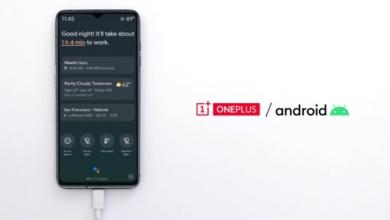 Photo of OnePlus führt Ambient Mode von Google Assistant ein