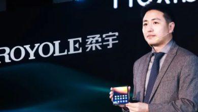 Photo of Royole FlexPai 2: Neues Foldable mit Highend-Hardware angekündigt