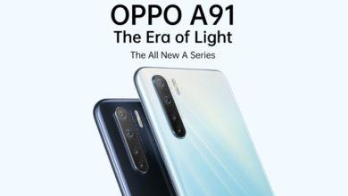 Photo of Neues Mittelklasse-Smartphone: OPPO A91 landet in der Schweiz
