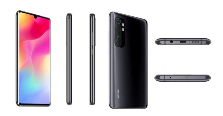 Das Xiaomi Mi Note 10 Lite