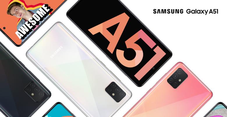 Das Samsung Galaxy A51