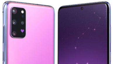 Photo of Samsung Galaxy S20+ in Violett: BTS Edition offiziell vorgestellt