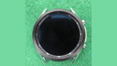Photo of Samsung Galaxy Watch 3 auf weiteren Fotos zu sehen