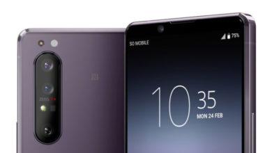 Photo of Sony Xperia 1 II: Künftig mit 120 Hz-Display, dank Update auf Android 11?