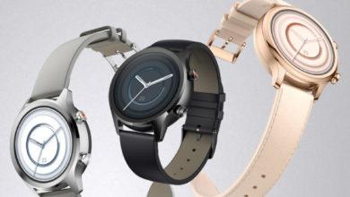 Photo of Neue WearOS-Smartwatch: Mobvoi stellt TicWatch C2+ vor