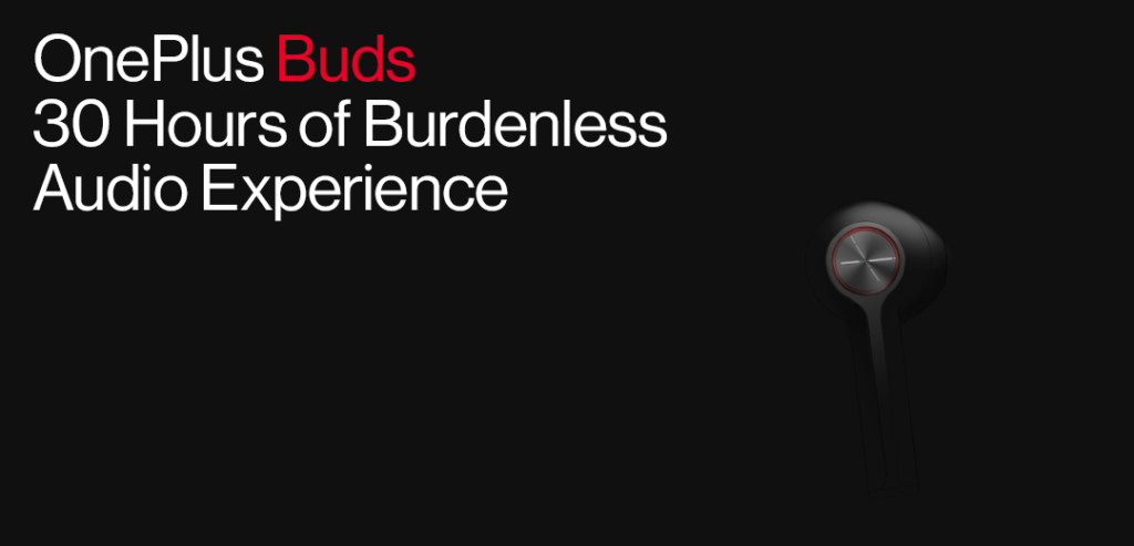 OnePlus Buds Teaser