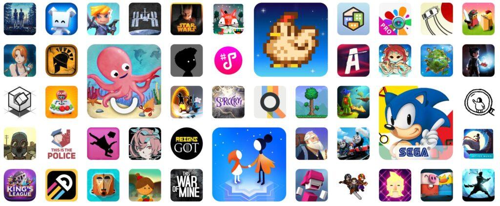 Google Play Pass - Eine Auswahl an Apps und Games