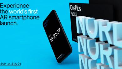 Photo of Jetzt offiziell: OnePlus Nord wird am 21. Juli präsentiert