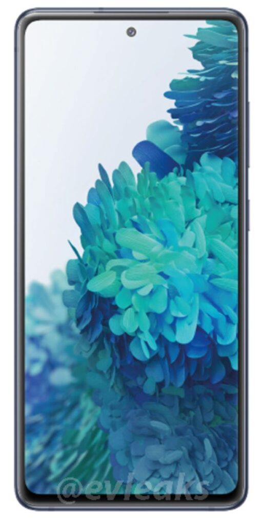 Das Samsung Galaxy S20 FE 5G