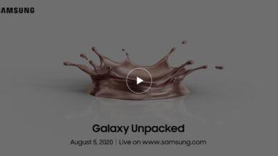 Photo of Samsung Galaxy Unpacked 2020: So kannst du heute das Event live verfolgen