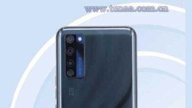 Photo of ZTE A20 5G: So sieht das Smartphone mit unsichtbarer Selfie-Kamera aus