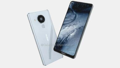 Photo of Nokia 7.3 auf Renderbilder: So sieht das Mittelklasse-Smartphone aus