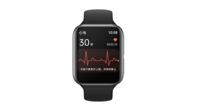 Photo of OPPO Watch mit EKG-Funktion in China vorgestellt