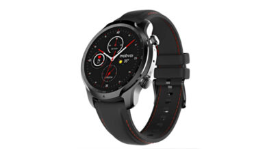 Photo of TicWatch 3 Pro: Details zur Smartwatch mit Snapdragon Wear 4100