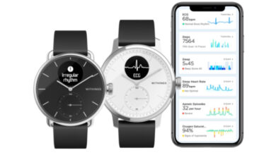 Photo of Withings ScanWatch: Neuer Atmen-Modus wird verteilt