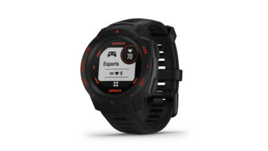 Photo of Garmin Instinct Esports: Neue Smartwatch richtet sich an E-Gamer