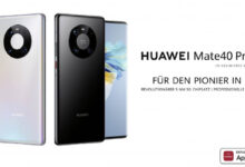 Photo of Huawei Mate 40 Pro offiziell vorgestellt: Alle Details für die Schweiz