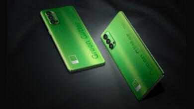 Photo of OPPO Reno4 Pro ab sofort in der Green Glitter Special Edition erhältlich