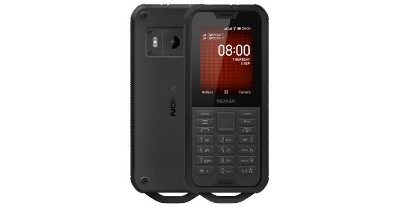 Das Nokia 800 Tough