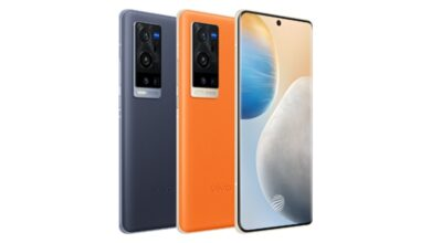 Das Vivo X60 Pro+